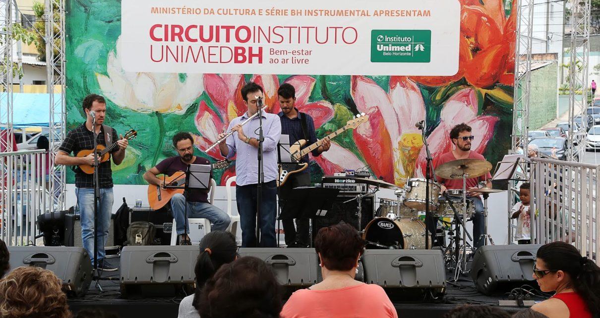Circuito Unimed 2018 : Circuito instituto unimed bh culturaliza