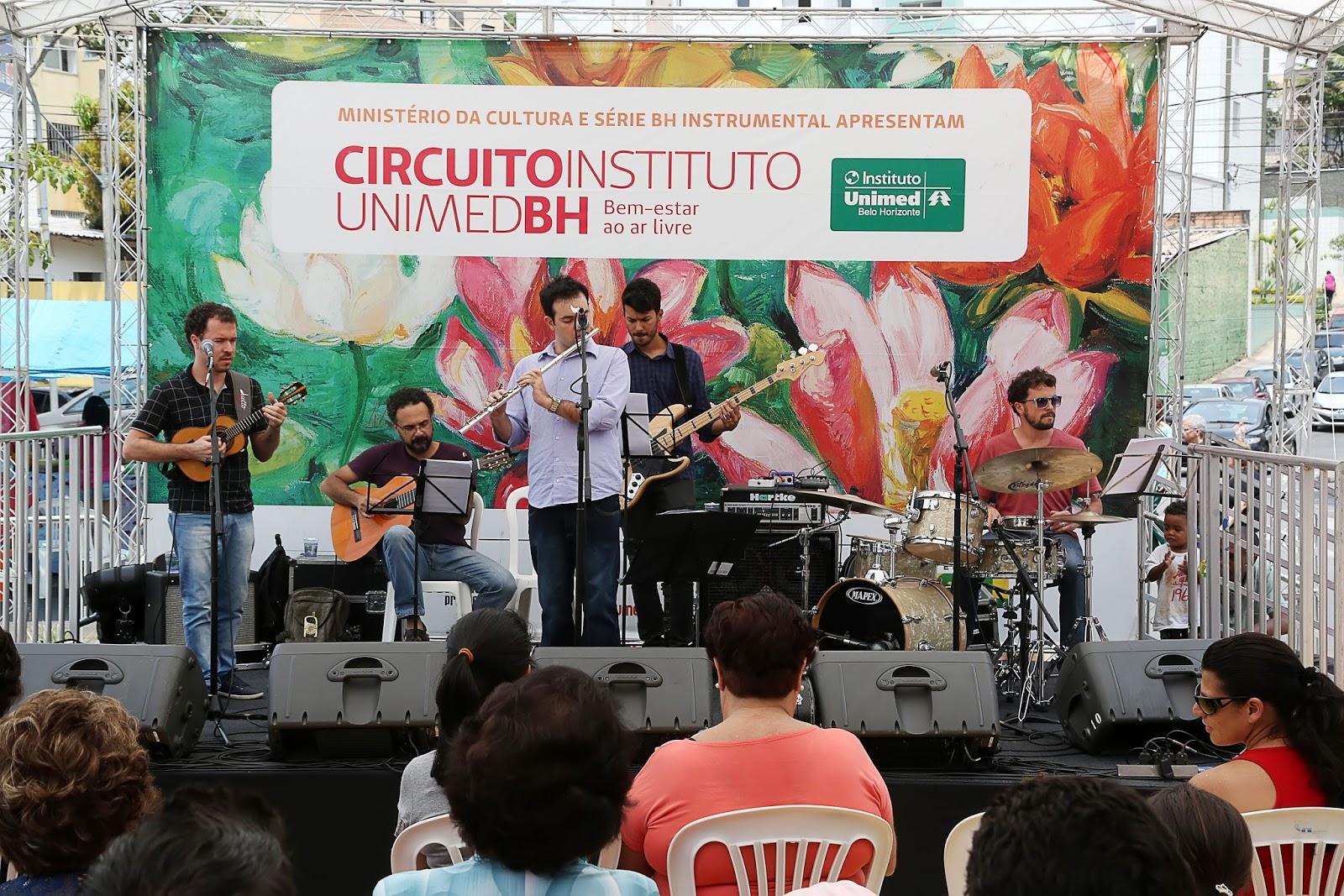 Circuito Unimed : Circuito instituto unimed bh u culturaliza bh